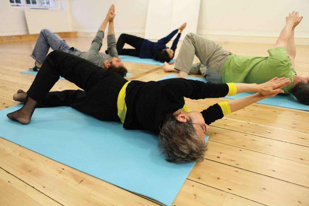 Feldenkrais classes in Loudoun County