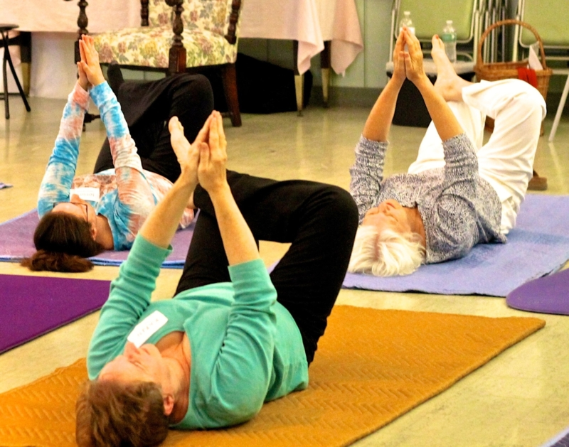 Feldenkrais classes in Herndon Virginia